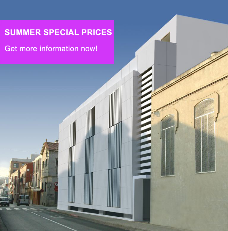 Students residence summer prices